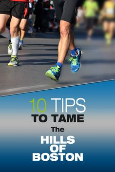 Best selling Endurance Author Matt Fitzgerald gives his 10 best tips of how to race well over the Boston Marathon hills.