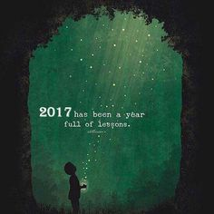 Every year is full of lessons