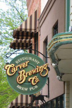 Carver Brewing Co. is Durango's original brew-pub!