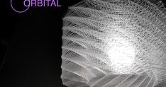 Orbital. Structural printing. Print-In-Place lamp by Kagarov. #practical
