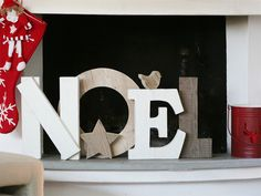 Items similar to NOEL inscription with Stella and bird in recovery wood on Etsy Merry Christmas, Xmas, Celebrating Christmas, Christmas Ideas, Flip Clock, Shabby, Stella, Diy, My Favorite Things