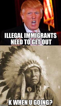 Donald Trump with American Indian - Google Search @retweetngro