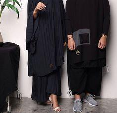 Niqab Fashion, Muslim Fashion, Fashion Outfits, Dubai Fashionista, Hijab Fashionista, Modern Abaya, Iranian Women Fashion, Hijab Trends, Abaya Designs