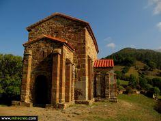 Iglesia de Santa Cristina de Lena,  Asturias. Declarada patrimonio mundial de la Unesco.  #lena   #asturias   #unesco   #iglesias   #turismo   #tourism   #viajes   #travels   #trips   #excursiones  #spain   #mirecreo