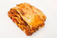 vegansk lasagne oppskrift