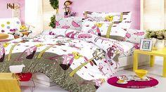 kids bed sheets set