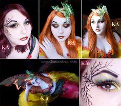 Fall Fairy by KatieAlves.deviantart.com on @deviantART