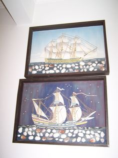 Wisteria Day and Night ships.