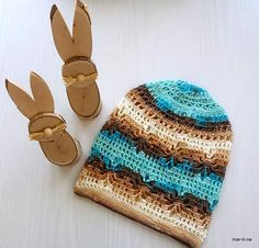 Crochet Cap, Hats, Fashion, Moda, Hat, La Mode, Fasion, Fashion Models, Trendy Fashion