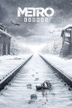 Wallpaper Metro Exodus k screenshot E Games