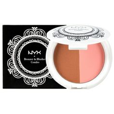 NYX bronzer and blusher combo
