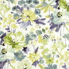 Robert Allen Flower Bunch in Iris