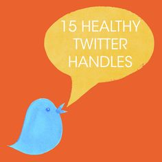 We've compiled a list of our favorite healthy Twitter accounts! Be sure to give the ladies a follow or you could be missing out on some serious gluten-free gold.