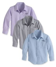 3e6ae64b6f445 monogrammed dress shirt - A good shirt is the foundation of any  well-dressed guy s