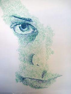 Joanne Wheeler: face drawing