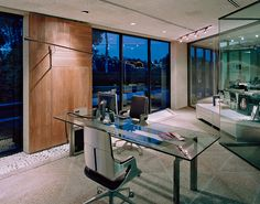 Private office San Diego, CA. Luce et Studio. Photo by Paul Rivera.