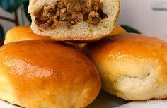 Пирожки из сдобного теста - пошаговый рецепт с фото на Повар.ру