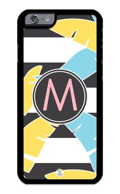 """Custom Phone Cases for iPhone 6, iPhone 6S, iZERCASE [Fashion Collection, Hawaiian Eye] [Perfect Fit] Make Your Own Phone Case, Apple iPhone 6s, iPhone 6, Monogram Personalized Case (Black). PERSONALIZATION: Please, click """"CUSTOMIZE NOW"""" button and type desired letter. DON'T WORRY IF YOUR INITIAL IS NOT PERFECTLY CENTERED. OUR DESIGNERS WILL CENTER IT BEFORE PREPARING YOUR ITEM. MODEL COMPATIBILITY: Fits T-Mobile, AT&T, Verizon, Sprint and International iPhone 6/6S. MATERIAL: Sides of…"""
