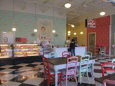 The Flying Cupcake Bakery  831 S. Rangeline Road Carmel, IN  46032