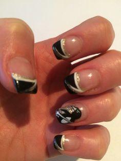 Pittsburgh Penguins Nails