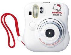 Hello Kitty Polaroid Camera - Wishlist or any Polaroid Camera.