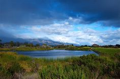 Great shot of Lake Los Carneros, Goleta by Aquaholic