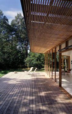 Hvilket træ til terrassen er mest holdbart?