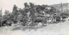 Chavez Ravine Los Angeles 1952