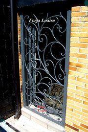 Puertas de hierro - Forja Loaisa