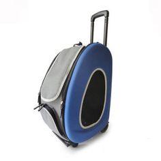 Christmas Gift Idea - EVA Rolling Cat Carrier