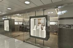 巴黎自由精神的体现: Dinh Van 珠宝店