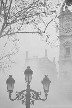 Fog, mist