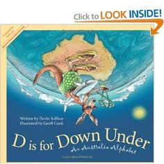 """""""D is for Down Under"""" for Australia box - I, T, & P would LOVE this; wish I would have bought it while there"""