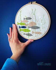 Embroidery, Create, Tableware, Needlepoint, Dinnerware, Tablewares, Dishes, Place Settings, Crewel Embroidery