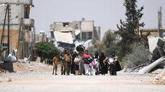 """UN-Appell für """"humanitäre Pausen"""": In Aleppo gibt es kein Wasser mehr"""
