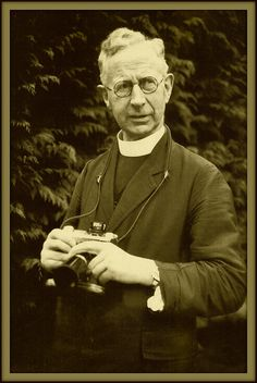 Fr. Frank Brown, S.J. (1880-1960) - photographer on the Titanic - #1 He photographed the first legs of the voyage of the Titanic which took...