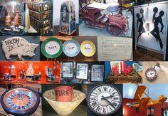 Decorative Fair, September 2015 - other exhibitor stand displays [AntikBar.co.uk]