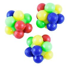 VBS 2015 SonSpark Labs - Atom Ball, Pack of 10  -