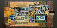 Fall At The Farm - Club CK - The Online Community and Scrapbook Club from Creating Keepsakes