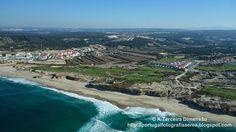 A Terceira Dimensão - Fotografia Aérea: Praia d'El Rey