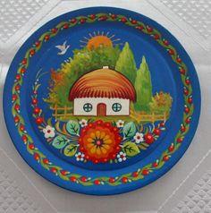Petrykivka Plate