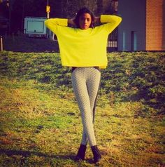 OOTD: Yellow Like The Sun