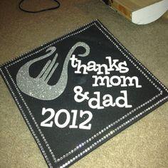 My graduation cap! :)