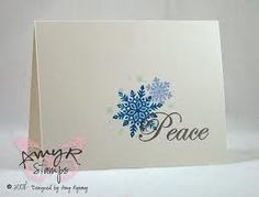 stampin up christmas card - Google Search