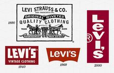 8. Levi's - The 50 Most Iconic Brand Logos of All Time | Complex