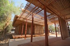 Reinventando las prácticas locales de construcción: Centro Comunitario Thon Mun en Camboya