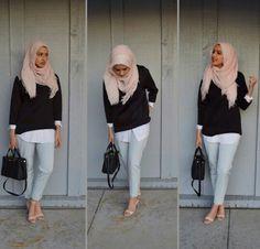 Hipster Hijabis | @summeralbarcha