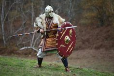 Anglo-Saxon Chieftain
