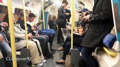 London Underground Jubilee Line 1996 Rolling Stock Bond Street to Westminster Filmed on 30th September 2016