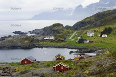 Nesland, Norway. A small Fishing Village That my family Comes from